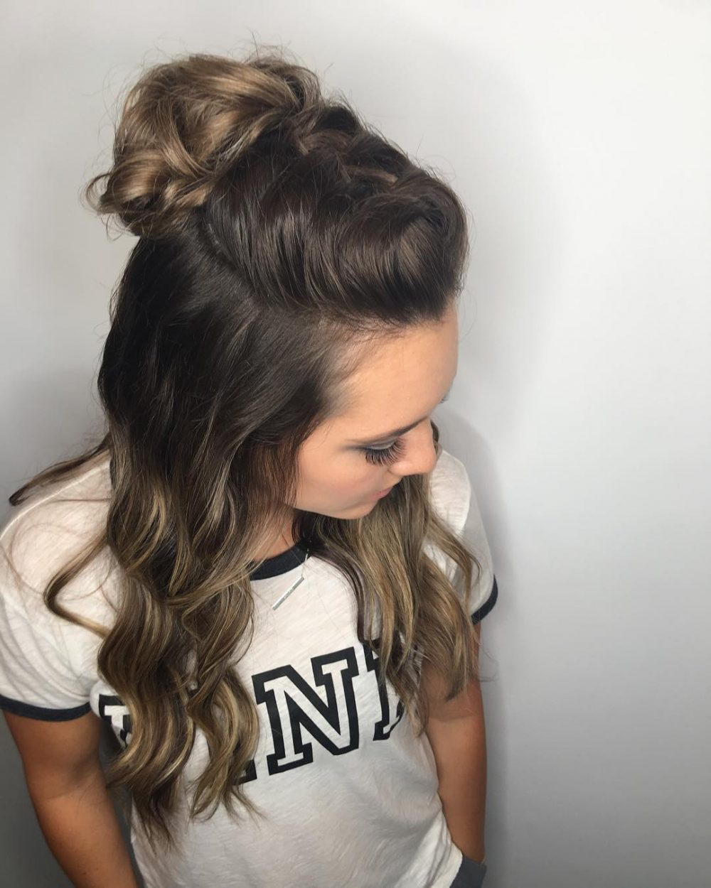 Casual With a Touch of Elegance hairstyle