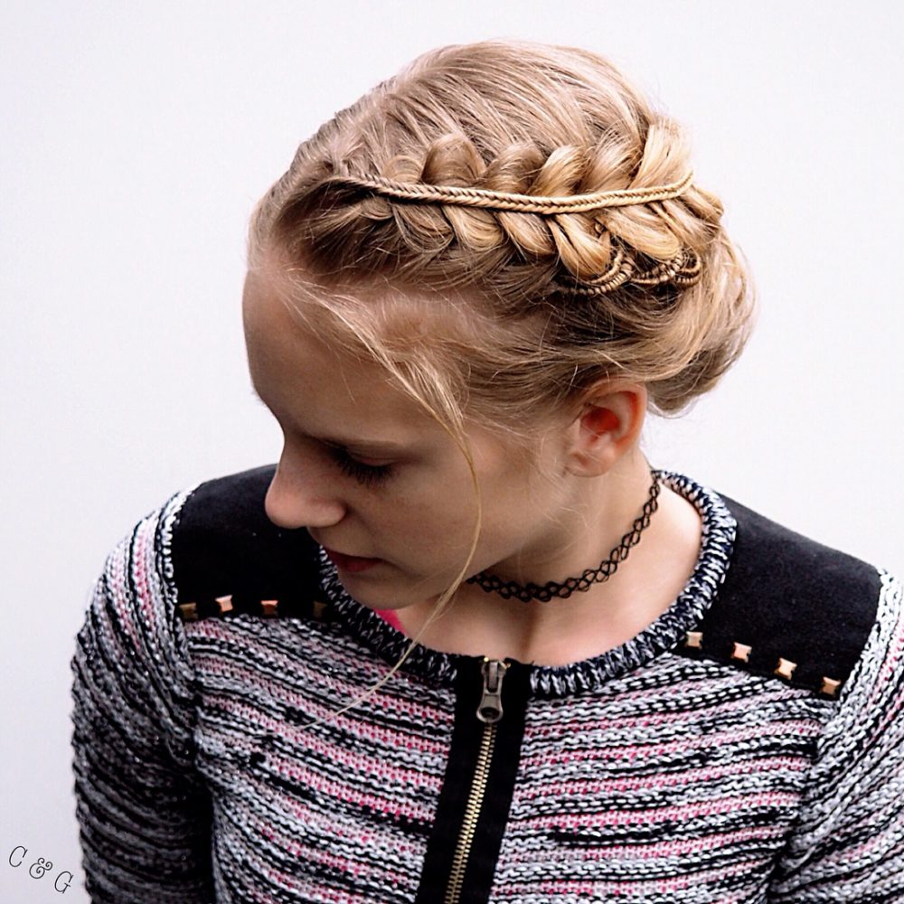 Charmingly Elegant hairstyle