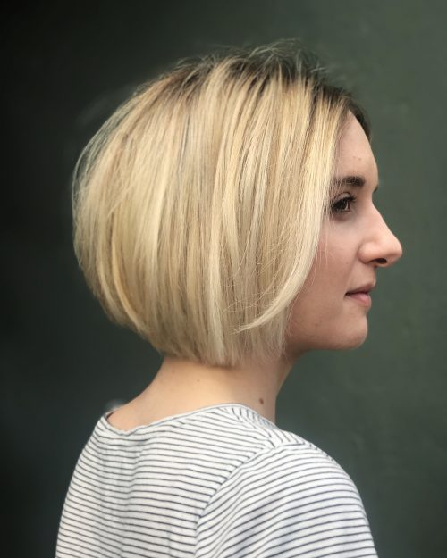 41 Flattering Short Hairstyles For Long Faces In 2020