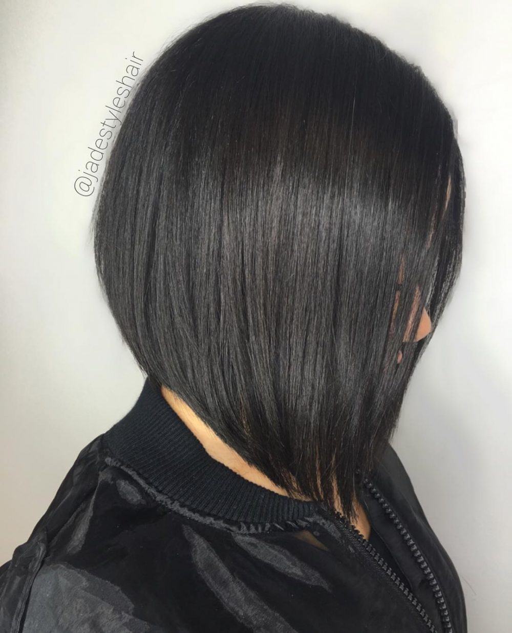 Chic Modern Bob hairstyle