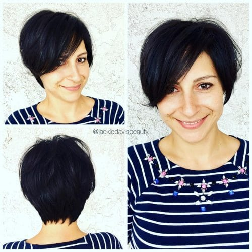 Chic Pixie hairstyle