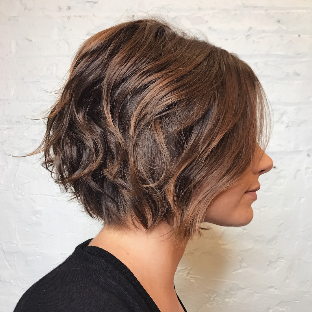 15 Best Hairstyles for Thick Hair & Trending Thick Haircuts in 15