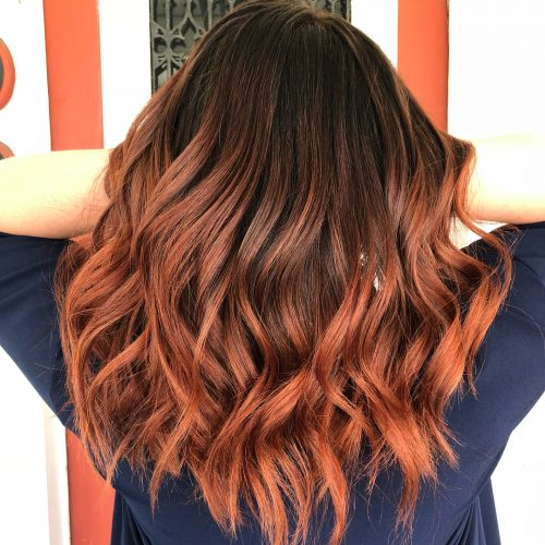 41 Copper Hair Color Shades For Every Skin Tone In 2018