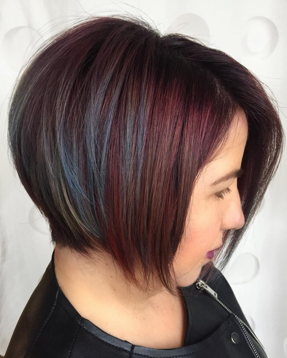 Short great bob hairstyle for coarse hair images