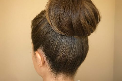 Formal hairstyles see whats trendy this year 18 simple updos that are still breathtaking pmusecretfo Image collections