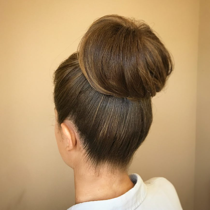 hair up styles 26 simple updos that are breathtakingly popular for 2018 7699