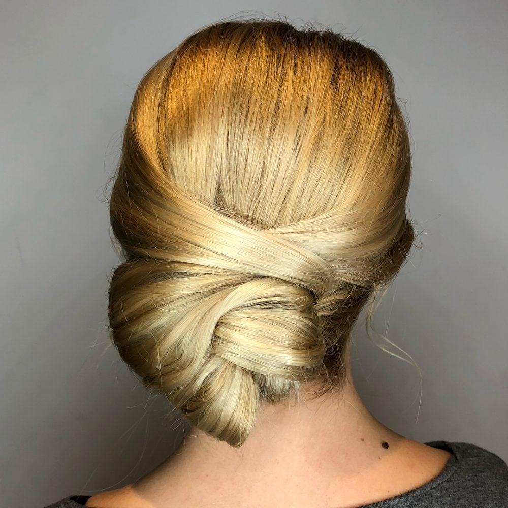 Classy & Dressy hairstyle