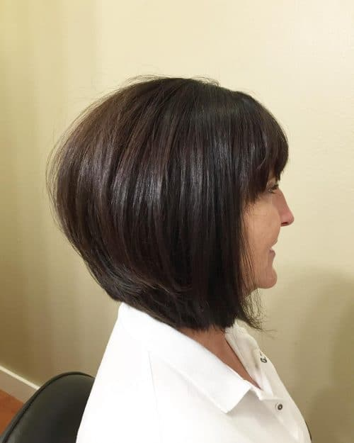 Classy and Professional hairstyle