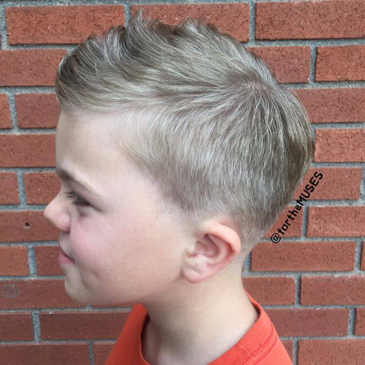 Clean Fade hairstyle