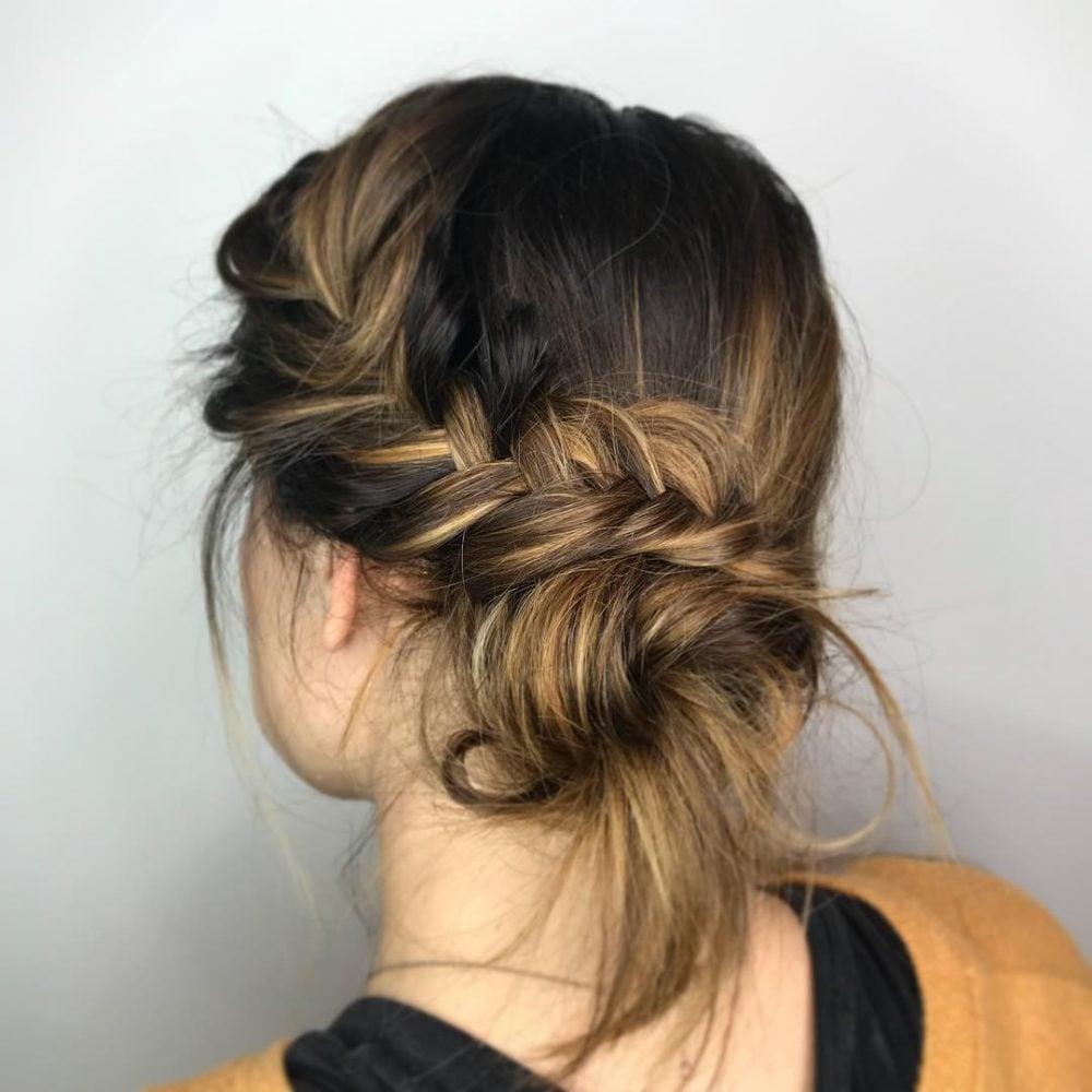 Coachella Vibe hairstyle