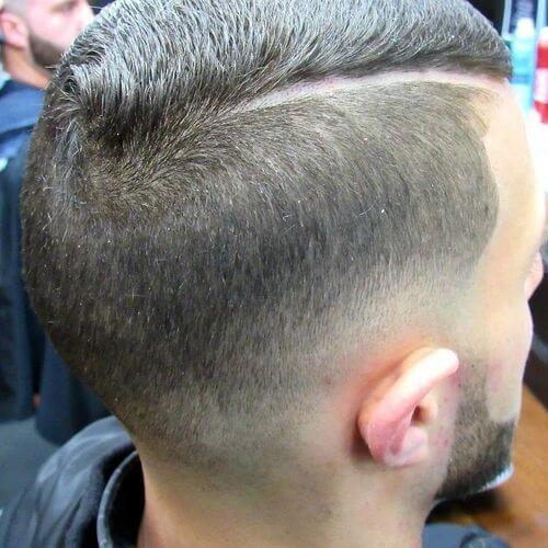 combover haircut for men