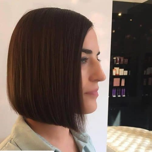 Confident & Classy hairstyle