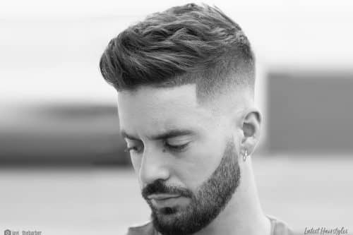 Medium Length Trend 2020 Hairstyles Men 79
