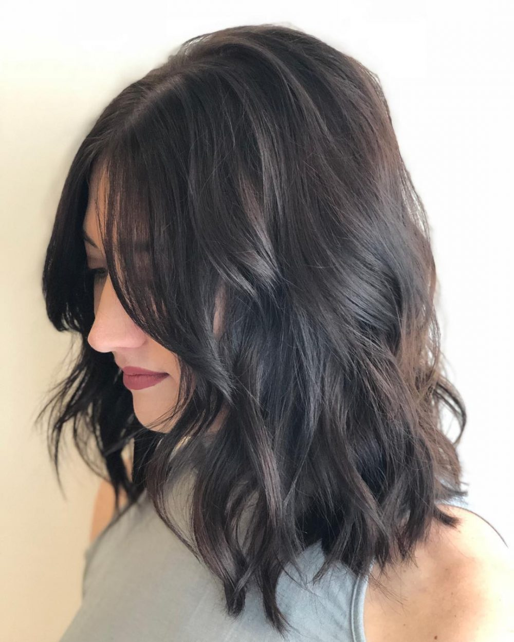 55 Perfect Hairstyles For Thick Hair Popular For 2018