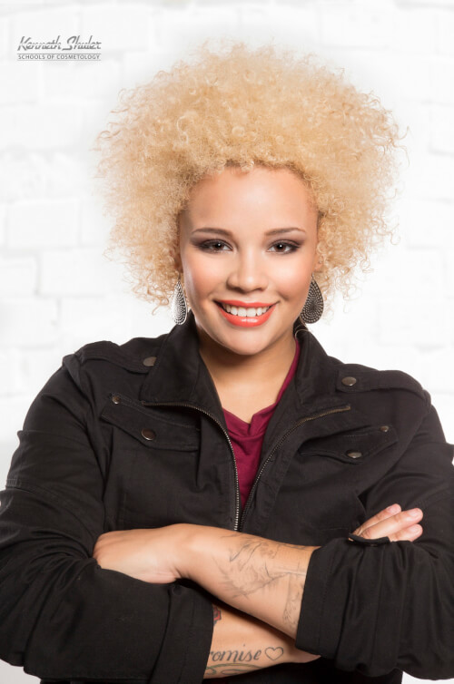 curly-blonde-afro