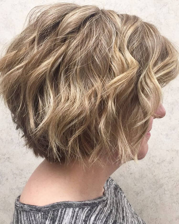 49 Chic Short Bob Hairstyles Haircuts For Women In 2018