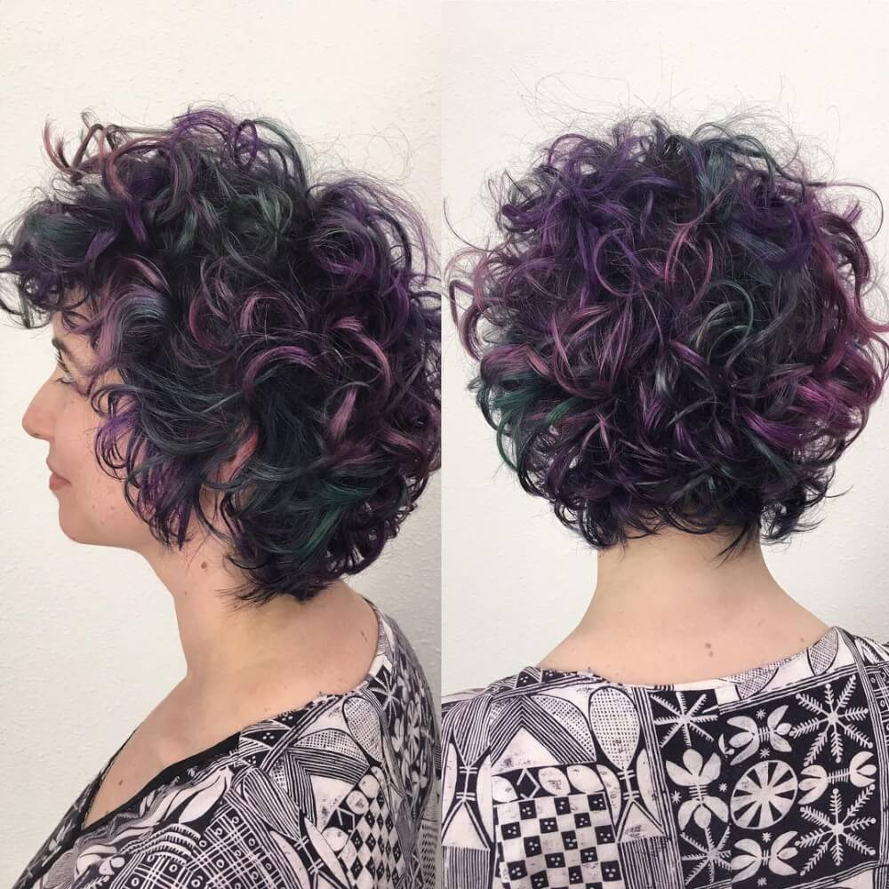 Spring Delight hairstyle