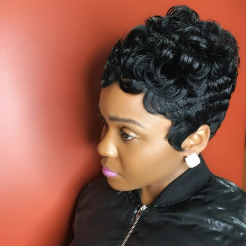 24 Hottest Short Weave Hairstyles In 2020