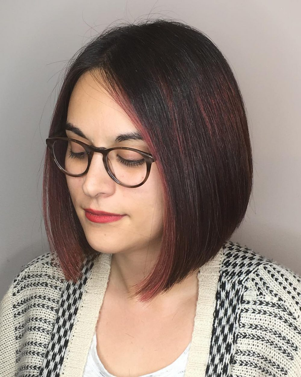 28 Most Flattering Bob Haircuts For Round Faces In 2018