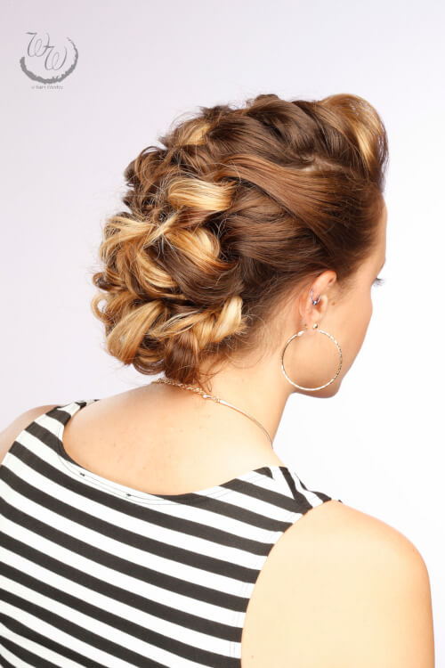 42 Pin Up Hairstyles That Scream Retro Chic Tutorials Included