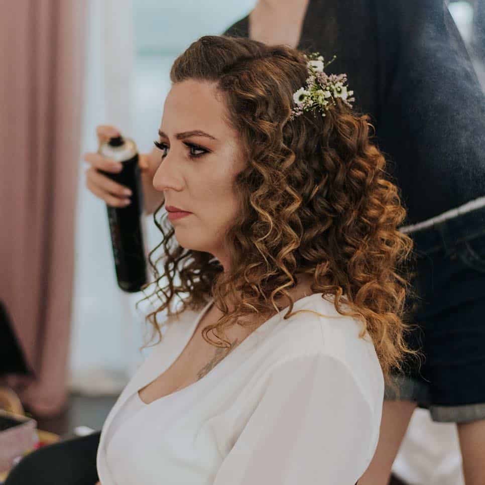18 Stunning Curly Prom Hairstyles for 2021 - Updos, Down ...