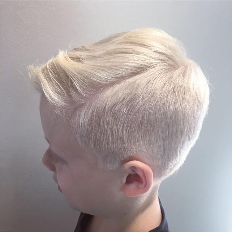 31 Cute Boys Haircuts 2018 Fades Pomps Lines More