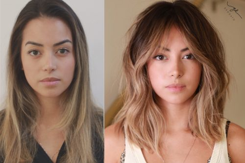 28 Cutest Hairstyles Haircuts For Medium Length Hair
