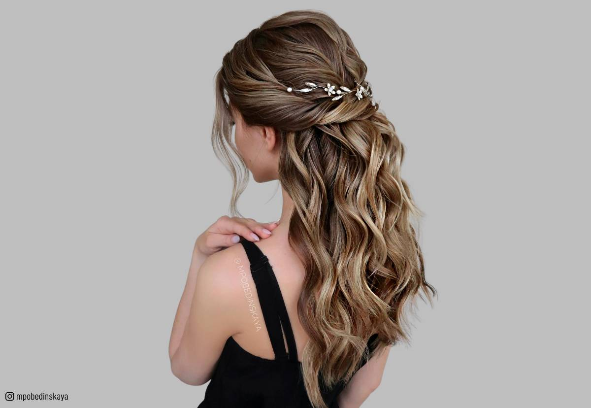 23 Cute Prom Hairstyles For 2020 Updos Braids Half Ups