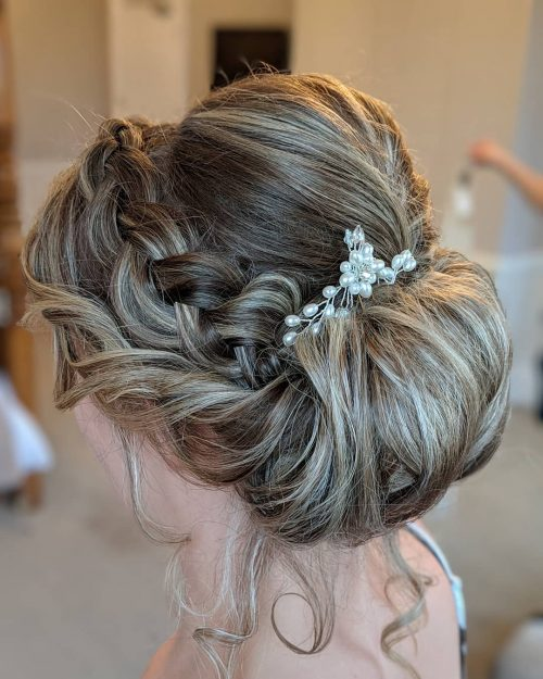 34 Cutest Prom Updos for 2020 - Easy Updo Hairstyles