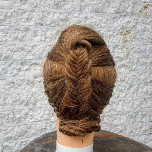 Daring Braids hairstyle