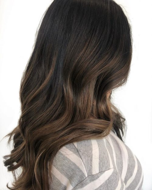 13 Incredible Balayage Dark Brown Hair Colors To Steal,Cherry Point Farm And Market Lavender Labyrinth
