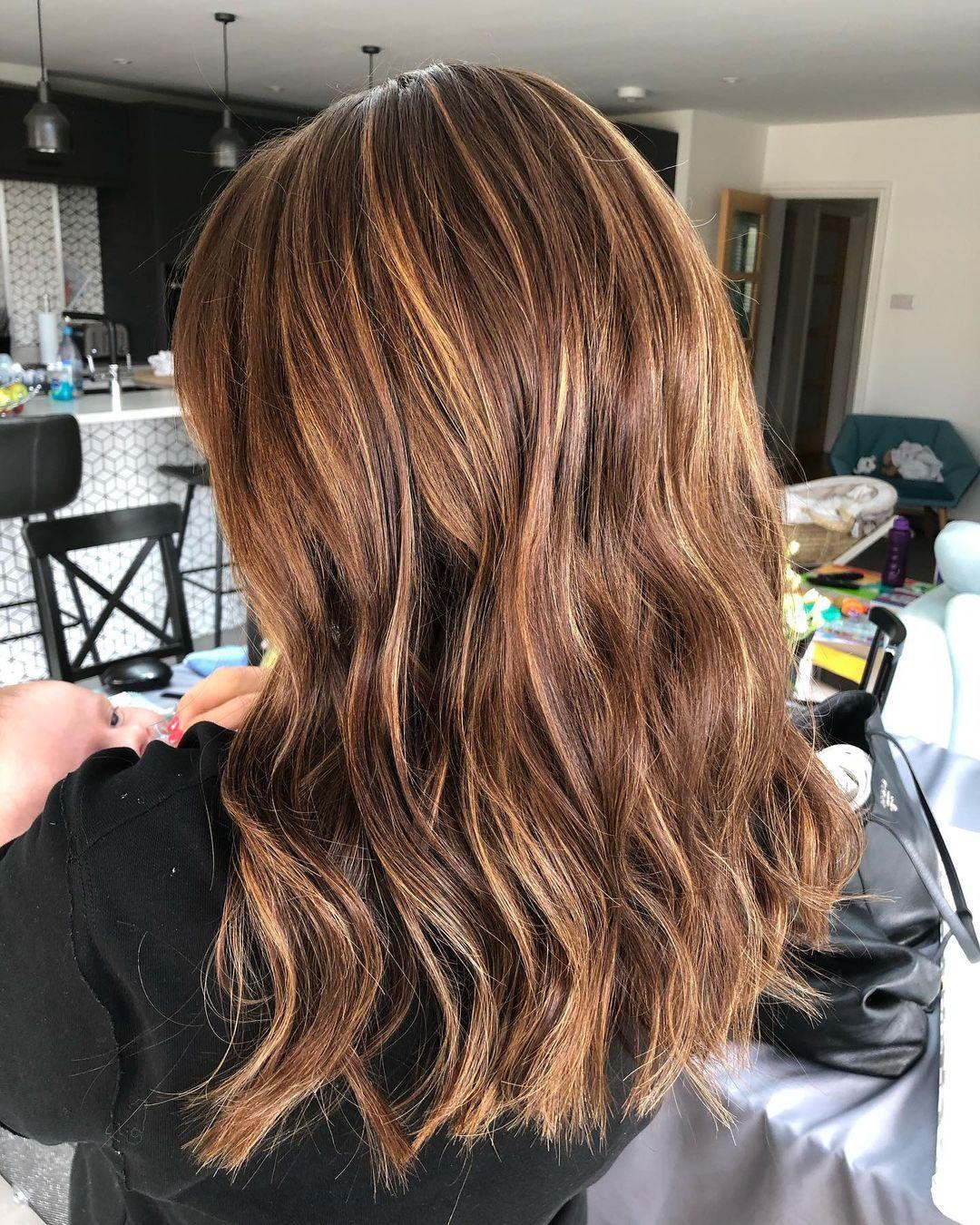 9 Dark Auburn Hair Color Ideas Trending in 9
