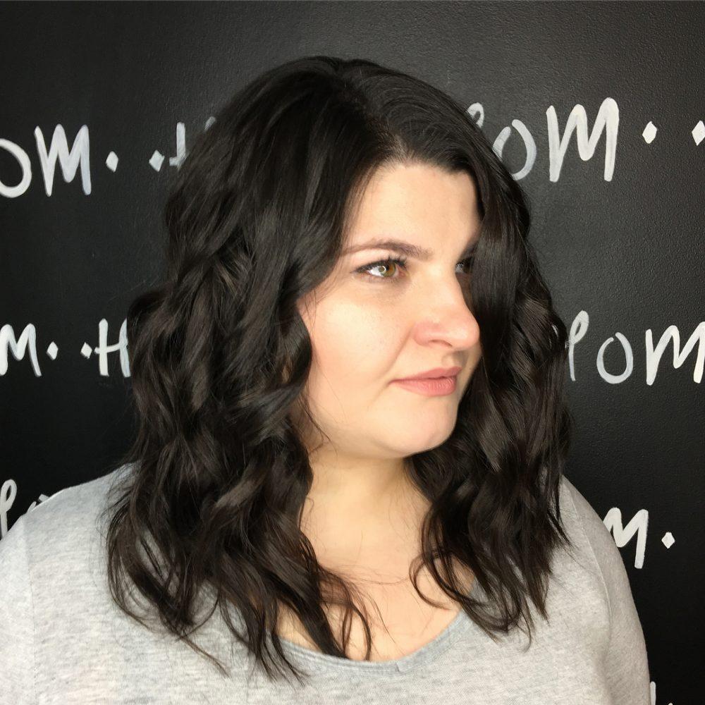 26 Vibrant Dark Hair Color Ideas Guaranteed To Turn Heads