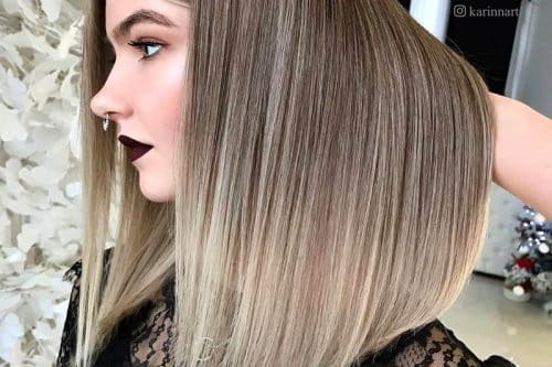 Dark blonde hair colors