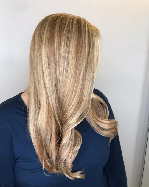 25 Best Dark Hair with Blonde Highlights for 2020