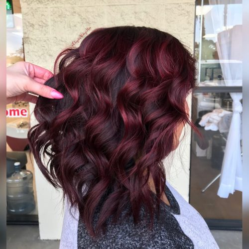 40 Hottest Chocolate Brown Hair Color Ideas Of 2018