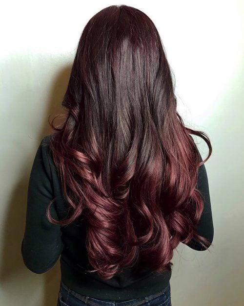 15 Mahogany Hair Color Shades You Have