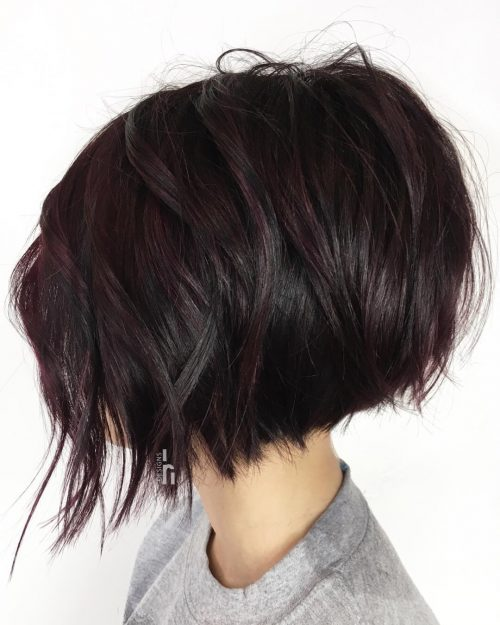 18 Best Short Dark Hair Color Ideas Of 2020