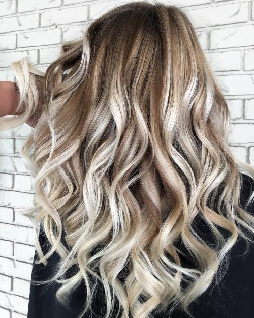 17 Examples That Prove White Blonde Hair Is In For 2019
