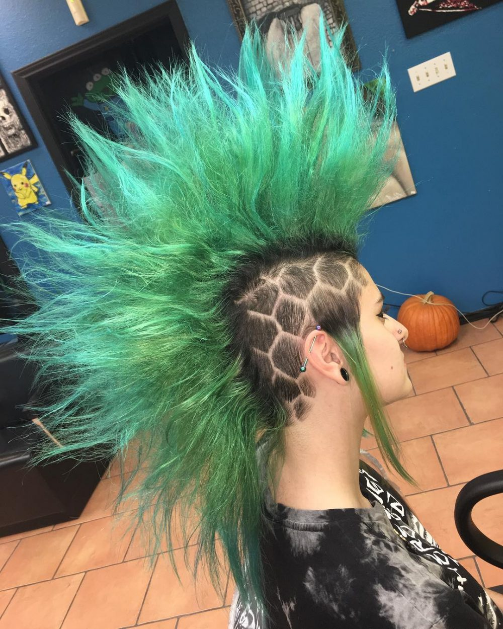 12 Punk Hairstyles for Women (Trending in 12)