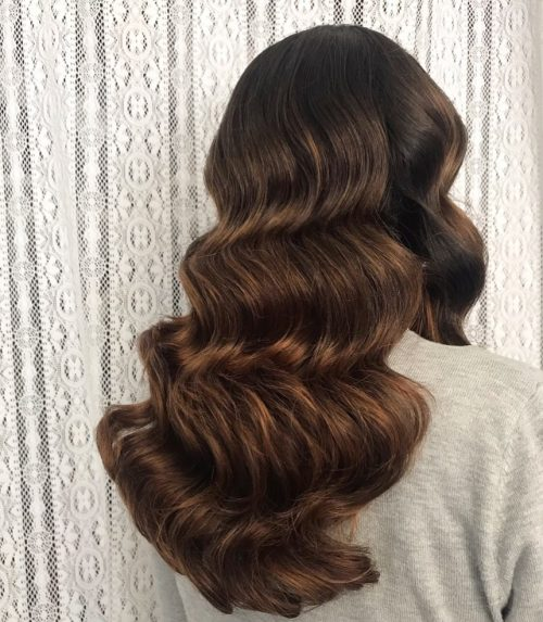 15 Chic Finger Waves And Ways To Style Them