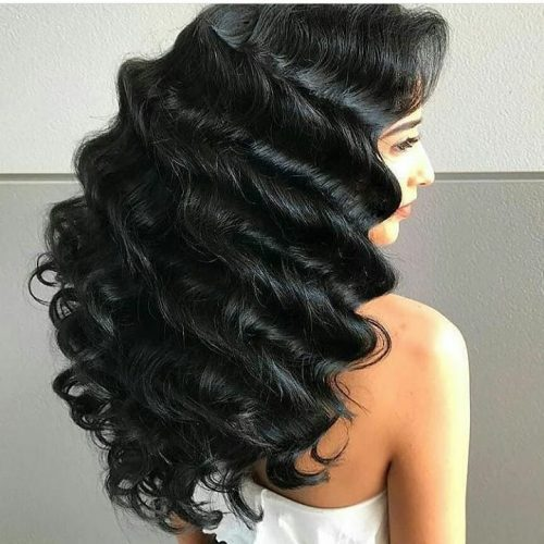 Deep Wave Crimp