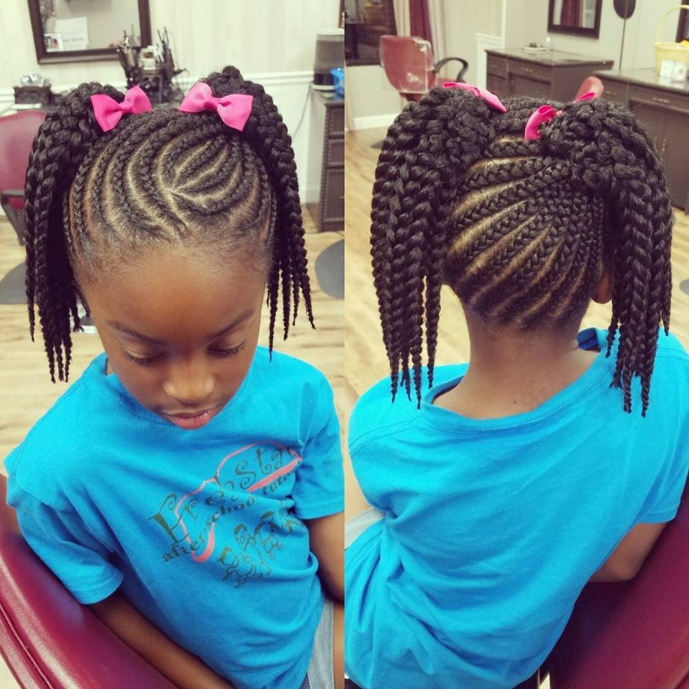 19 Cutest Black Kids Hairstyles You Ll See In 2019