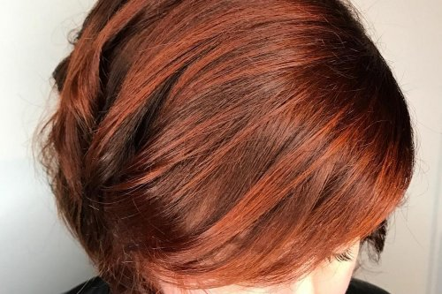 18 light brown hair colors that will take your breath away dimensional red auburn color pmusecretfo Choice Image