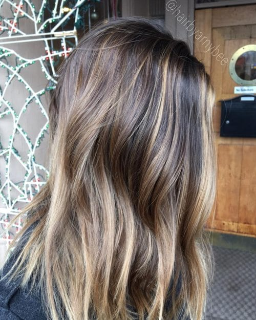 41 Incredible Dark Brown Hair With Highlights Ideas For 2020