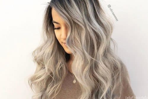 Dirty blonde hair colors