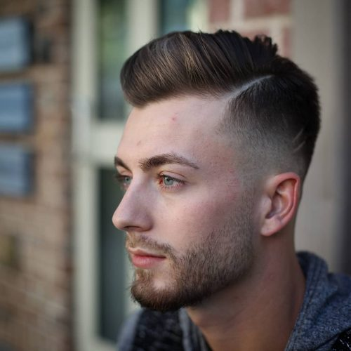 15 Best Comb Over Haircuts for Men in 2019