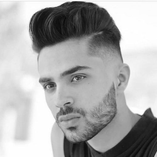 30 Fresh Disconnected Undercut Haircuts for Men in 2018