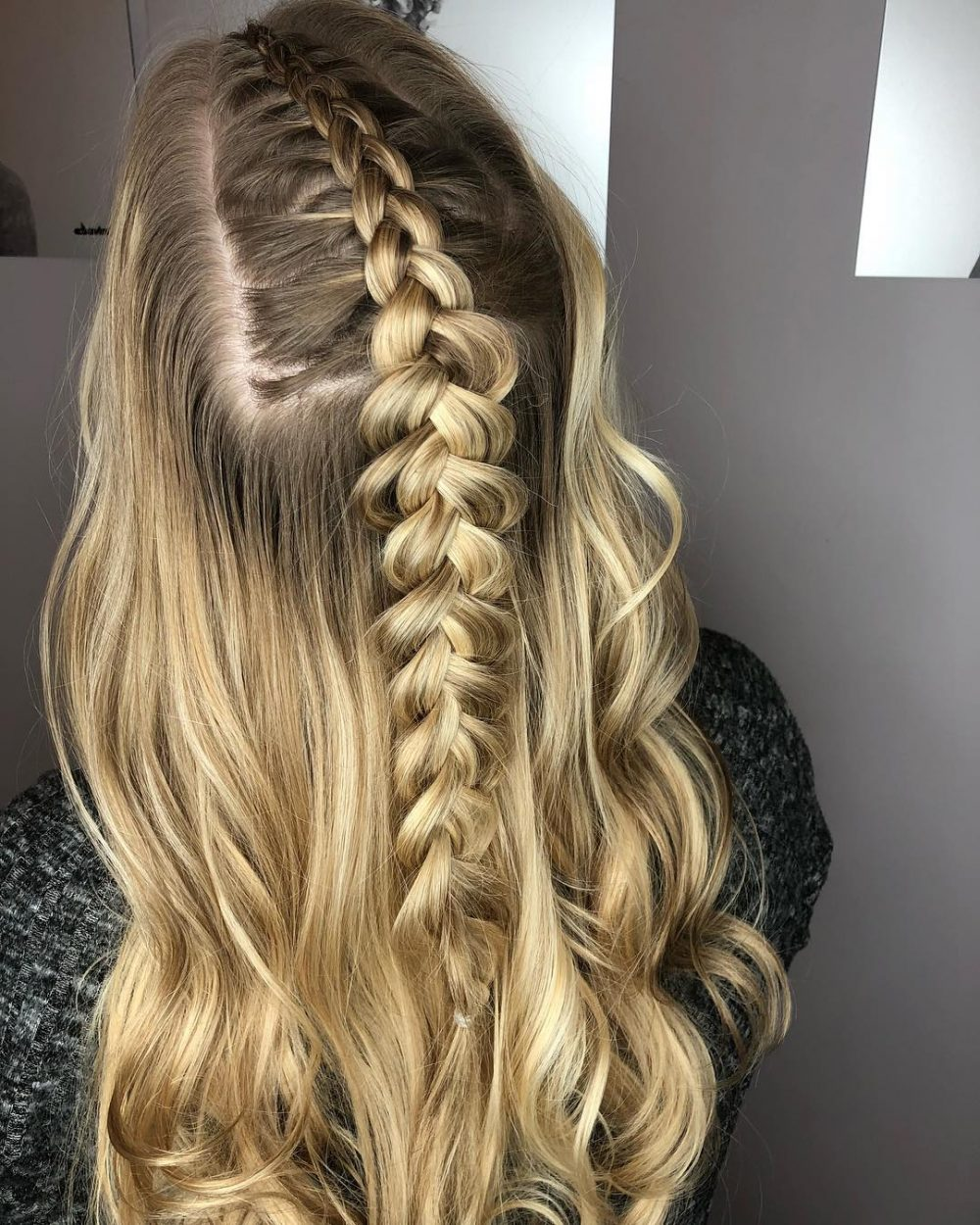 Easy as Sunday Morning hairstyle