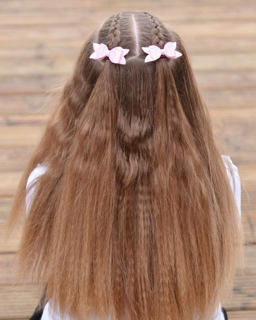 20 Cutest Braid Hairstyles For Kids Right Now
